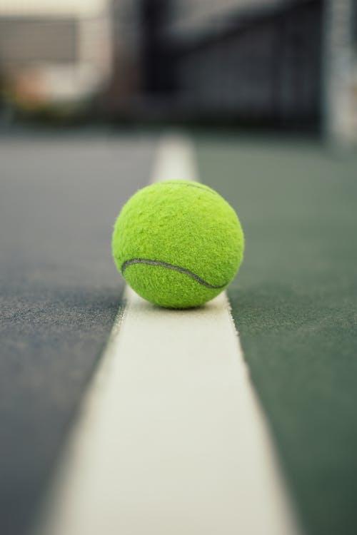 soorten tennisballen